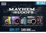 -50% sur Mayhem of Loops d'UVI
