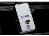 Le retour du Katana Clean Boost chez Keeley Electronics