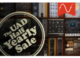 Vague de promos chez Universal Audio