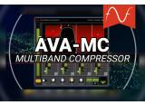 78% de réduction sur AVA Multiband Compressor chez Harrison Consoles