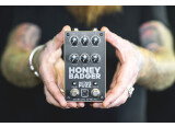 Honey Badger : l'octave fuzz énervée de Redbeard Effects