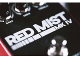 Red Mist Mk IV : une overdrive Made in UK très polyvalente !