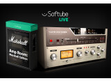 Softube annonce le Tape Echoes et Amp Room: Marshall Edition