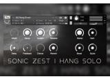 SonicZest présente Hang Solo, une banque de son de hang drum