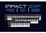 Nektar dévoile les claviers MIDI GXP49 et GXP61