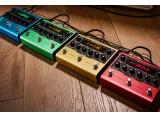 Quatre nouvelles pédales pour guitare chez IK Multimedia