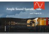 Les instruments virtuels d'Ample Sound sont en promo