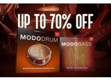 Jusqu'à -70% sur Modo Drum et Modo Bass