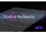 Sibelius d'Avid est désormais disponible sur iOS