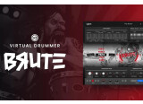 Ujam annonce Brute pour la série Virtual Drummer