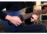 Ibanez présente un nouveau modèle 7 cordes, la RGD7521PB
