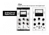 Avec le compresseur _Rhea, WesAudio combine analogique et numérique