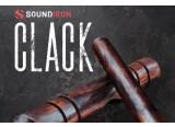Envoyez du bois avec Clack de Soundiron