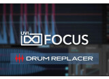 Le Drum Replacer d'UVI est en réduction