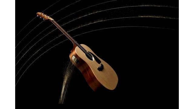 Les guitares folk Generation arrivent en fanfare chez Gibson