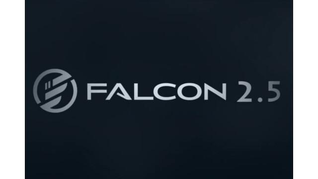 UVI ne fait pas les choses à moitié avec Falcon 2.5