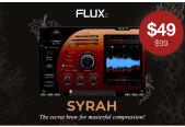 Syrah est à moitié prix chez Flux ::