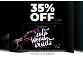 -35% sur la série Swam Solo Woodwind