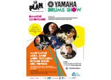 Yamaha Drums Show le 22 novembre