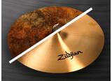 Zildjian rachète encore votre ancienne cymbale