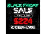 L'Arousor à $224 pour le Black Friday