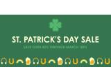 Promo chez Plugin Alliance pour la St Patrick