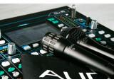 Des presets de micros Audix pour les A&H Qu