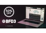 BFD 3 à moitié prix en mai