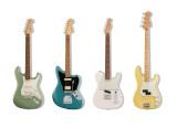 Les nouvelles Stratocaster Fender Player