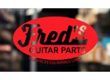 Le nouveau catalogue de Fred's Guitar Part