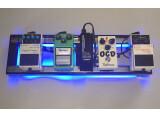 Les étonnants pedalboards magnétiques d'Earthboard