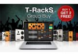 Vente groupée sur les processeurs T-RackS
