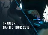 Lancement de la tournée Traktor Haptic Tour