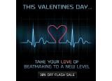 -30% chez Sonic Faction pour la Saint Valentin