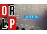 On Refait le Patch sur l'Axe FX III avec Bootz jeudi à 12h30