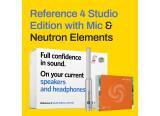 Sonarworks Reference 4 et Neutron Elements dans un bundle spécial