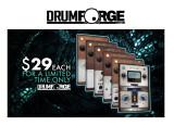 Une grosse promotion pour les plug-ins de Drumforge