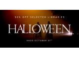 4 collections de Spitfire Audio en promo pour Halloween