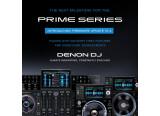 Denon DJ met à jour sa série Prime avec la version 1.4 du firmware