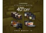 Les cordes sont en promo chez Cinesamples cette semaine