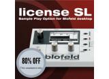 Waldorf propose la License SL pour son Blofeld à 20 € ce week-end