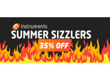 -35% chez e-instruments jusqu'au 9 juin
