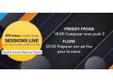 2 nouvelles sessions de formation sur Ableton en ligne jeudi 4 juin