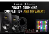 Adam Audio lance un concours de finger drumming