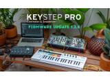 Mise à jour v1.2.6 du firmware du Keystep Pro d'Arturia
