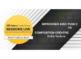 Les formateurs certifiés Ableton Live vous donnent rendez-vous mardi