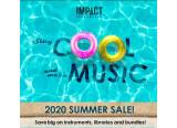Promotion estivale chez Impact Soundworks