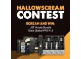 JST organise le concours Hallowscream sur Instagram