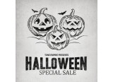Promotion de Halloween chez Tone Empire