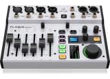 Flow 8, la nouvelle console de mixage numérique de Behringer